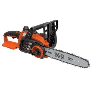 The Best Chainsaw Option: BLACK+DECKER 20V Max Cordless Chainsaw