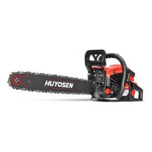The Best Chainsaw Option: HUYOSEN 54.6CC 2-Stroke Gas Powered Chainsaw, 20-Inch