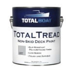 The Best Deck Paint Option: TotalBoat-0121G TotalTread Non-Skid Deck Paint