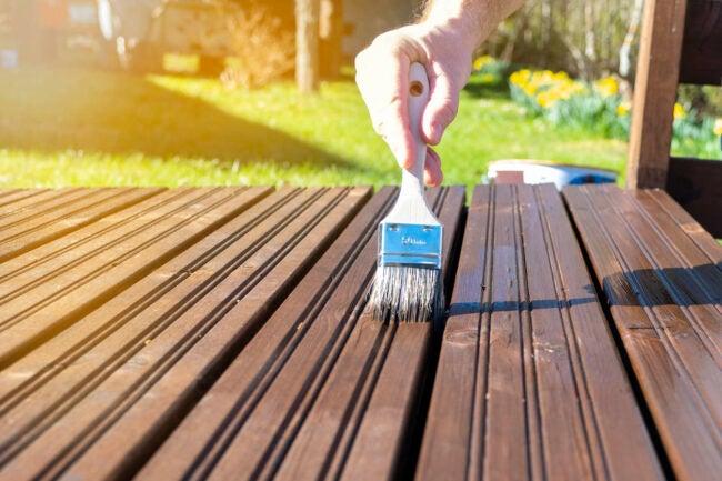The Best Deck Paint Options