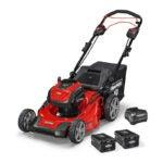 The Best Electric Mower Options: Snapper 1687914 21 SP Walk Mower Kit