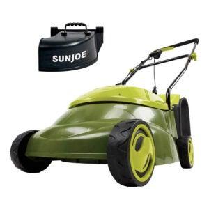 The Best Electric Mower Options: Sun Joe MJ401E-PRO 14 Inch 13 Amp Electric Lawn Mower