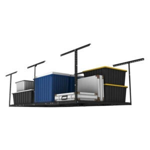 The Best Garage Shelving Option: Fleximounts Overhead Garage Storage Rack