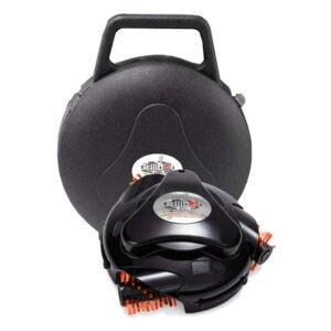 最好的烧烤刷选项:Grillbot自动烤架清洁机器人