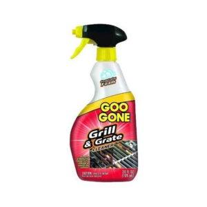 最佳烧烤清洁选择:Goo Gone烧烤和炉排清洁