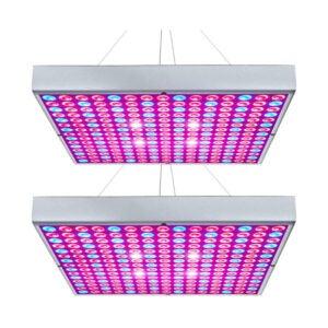 The Best Grow Light Option: Hytekgro 45W LED Grow Light