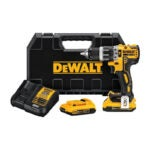 The Best Hammer Drill Option: DEWALT 20V Max Hammer Drill