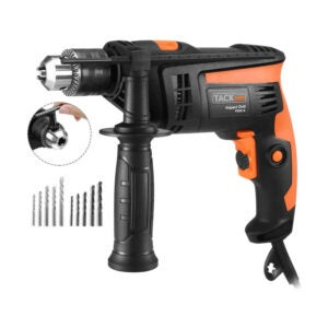 The Best Hammer Drill Option: TACKLIFE 2800rpm Hammer Drill