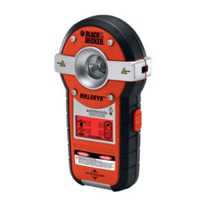 The Best Laser Level Option: Black+Decker Line Laser with Stud Sensor