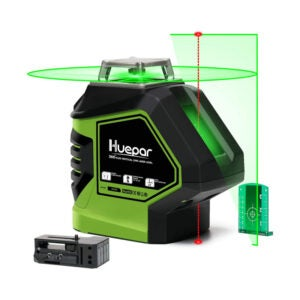 The Best Laser Level Option: Huepar Self-Leveling Laser Level