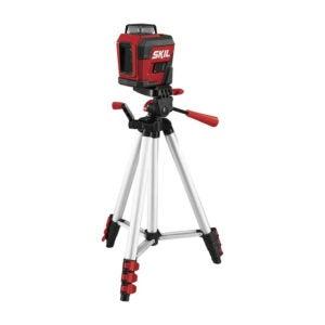 The Best Laser Level Option: SKIL 360° Red Cross Line Laser Level - LL932201