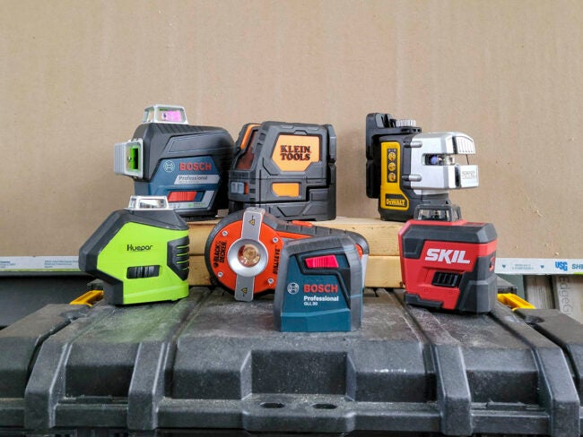 The Best Laser Level Options