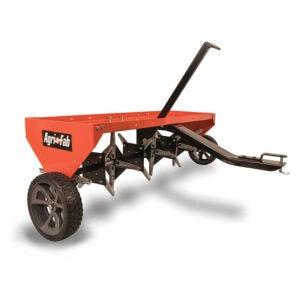 最佳草坪曝气器选择:agry - fab 45-0299 48英寸拖塞式曝气器