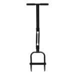 最佳草坪曝气器选择:花园塞曝气,手空心齿草坪曝气器
