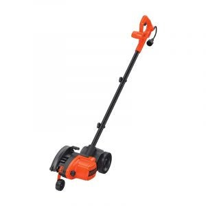 The Best Lawn Edger Option: BLACK+DECKER Corded 2-in-1 Edger and Trencher