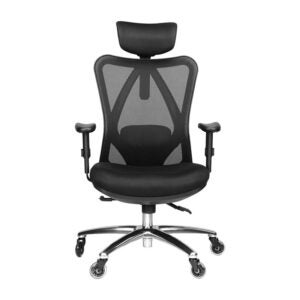 The Best Office Chair Option: Duramont Ergonomic Adjustable Office Chair