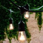 The Best Outdoor String Lights Option: Lemontec Commercial Grade Outdoor String Lights
