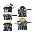 The Best Reusable Sandwich Bag Option: Nordic By Nature Reusable Sandwich Bag Snack Bags