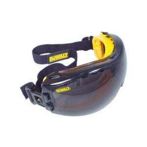 The Best Safety Glasses Option: Dewalt Anti-Fog Dual Mold Safety Goggles