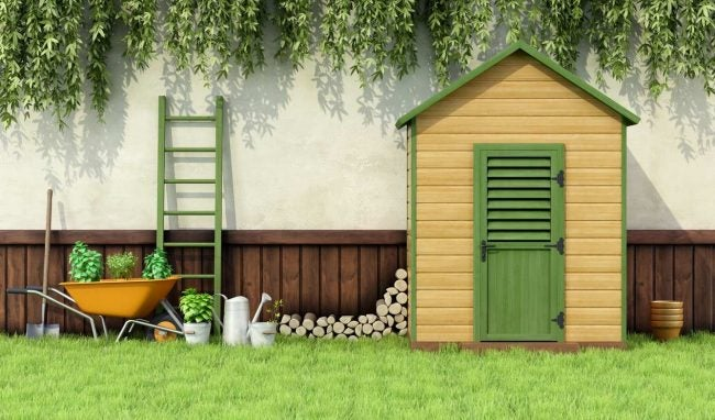 The Best Storage Shed Options