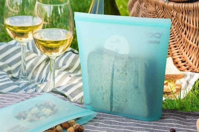 Best Reusable Sandwich Bags Options