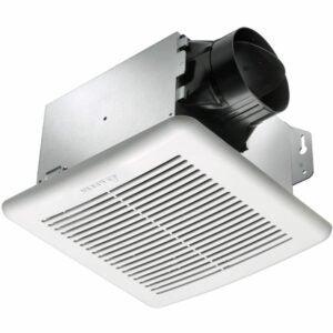 The Best Bathroom Fan Option: Delta BreezGreenBuilder 80 CFM Exhaust Bath Fan