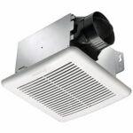 The Best Bathroom Fan Option: Delta Electronics (Americas) Ltd. GBR100H Exhaust Fan