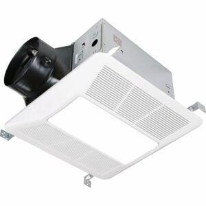 The Best Bathroom Fan Option: KAZE APPLIANCE Ultra Quiet Bathroom Exhaust Fan
