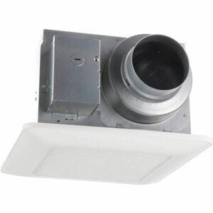 The Best Bathroom Fan Option: Panasonic FV-0511VQ1 WhisperCeiling DC Fan