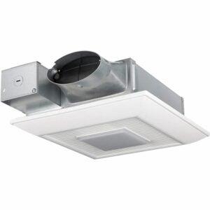 The Best Bathroom Fan Option: Panasonic FV-0510VSL1 WhisperValue DC Ventilation Fan