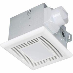 The Best Bathroom Fan Option: Tech Drive Very-Quiet Bathroom Ventilation Fan