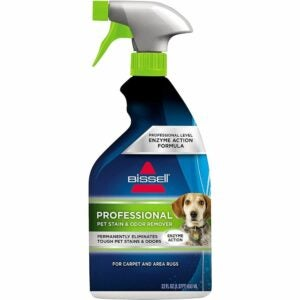 The Best Carpet Stain Remover Option: BISSELL Professional Stain & Odor