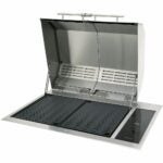 The Best Grill Option: Kenyon B70400 Texan All Seasons Built-In Electric