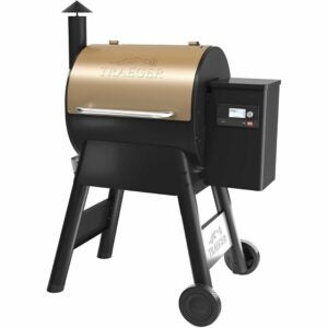 The Best Grill Option: Traeger Pro Series 575 Grill, Smoker