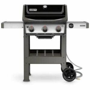 The Best Grill Option: Weber Spirit II E-310 3-Burner Natural Gas Grill