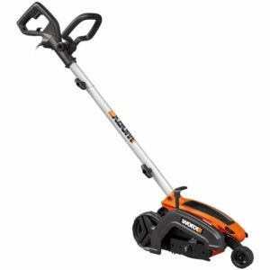 """The Best Lawn Edger Option: WORX WG896 12 Amp 7.5"""" Electric Lawn Edger"""