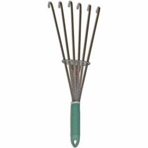 最好的叶子耙期权:院子里的管家兵耙叶和碎片手耙
