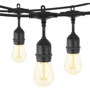 The Best Outdoor String Lights Option: Minetom 48 Feet Led Outdoor String Lights