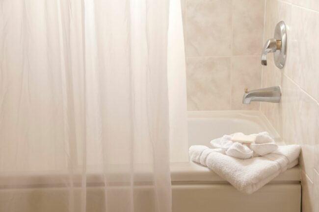 最好的浴帘选择