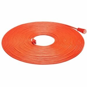 The Best Extension Cord Option: Amazon Basics 16/3 Vinyl Outdoor Extension Cord