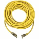 The Best Extension Cord Option: US Wire and Cable 74050, 50ft, Yellow
