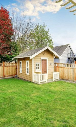 Choosing a Location for Building a Shed Foundation