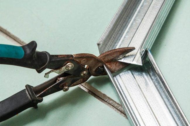 Tin Snips for Cutting Metal