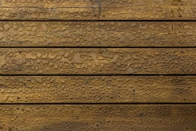 Best Deck Sealer - Rain Protection