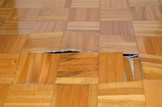 Determine the Type of Damage Before You Replace a Subfloor