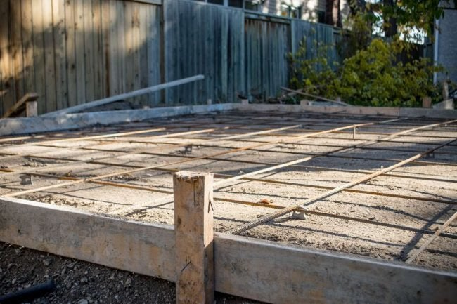 Building a Shed Foundation: Choosing a Foundation Type
