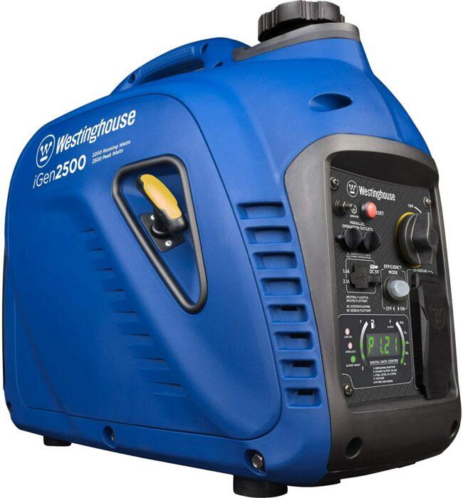 Best Inverter Generator - Westinghouse iGen2500