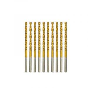 The Best Drill Bits for Metal Option: Amolo Titanium Metal Drill Bits Set
