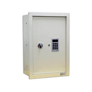 The Best Wall Safe Option: BUYaSafe Electronic Wall Safe