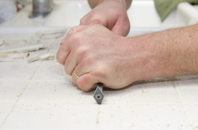 The Best Grout Removal Tool Options, Mechanical or Manual